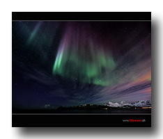 Polarlicht - Northern Light - Aurora Galerie
