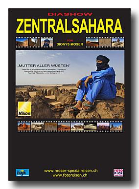 Diashow Zentralsahara -Südalgerien