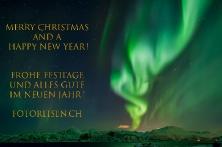 Weihnachts- und Neujahrskarte 2019