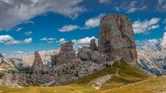 Dolomiten - Cinque Torri