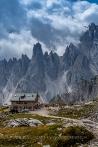 Dolomiten - Laveredo Berghütte