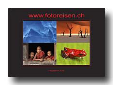 Broschüre 2006 - Fotoreisen.ch