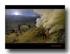 Vulkanismus Indonesien