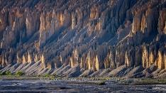 Manhatten im Himalaya