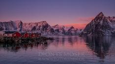 Landschaft in den Lofoten_1