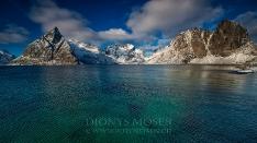 Landschaft in den Lofoten_2