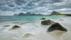Landschaft in den Lofoten_3