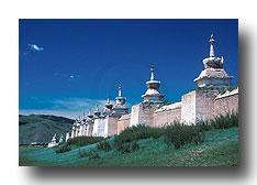 Karakorum - die alte Hauptstadt Tschingiskhans