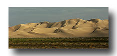 Dünen der Südgobi