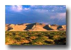 Dunes at Hongrin Els