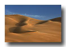 Südgobi  - Sanddünen