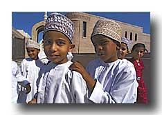 Omani Children