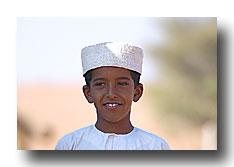 Young Omani
