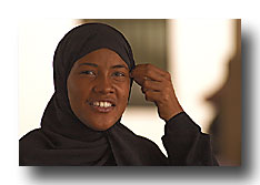 Young Omani Woman