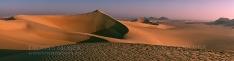 Dünen am Rand des Grossen Sandmeers