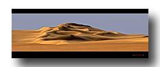 Dünen im Grossen Sandmeer