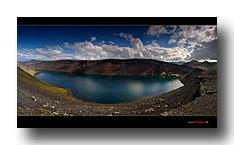 Kratersee bei Landmanalaugar