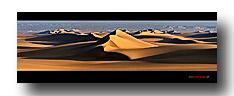 Weisse Wüste Dünenpanorama