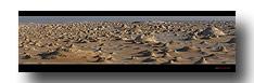 Weisse Wüste Kugelberge Panorama