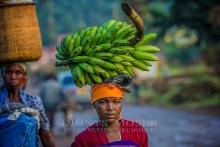 Uganda Menschen und Alltag
