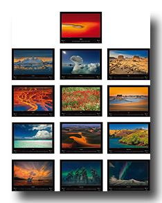 Wandkalender 2014 - jedes Bild Format A2
